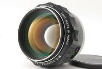 【EXCELLENT+++++】Minolta MC Rokkor PG 58mm F/1.2 MF Prime Lens From Japan #1125