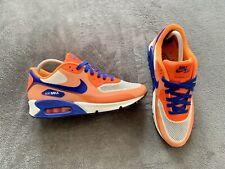 Genuine Authentic Nike Air Max 90 Hyperfuse Premium Bright Citrus Size UK 6.5