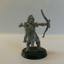 games workshop  Lord of the rings metal uruk hai lurtz