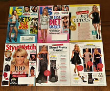 104 Carrie Underwood Magazine Clippings, Covers, Ads, Articles