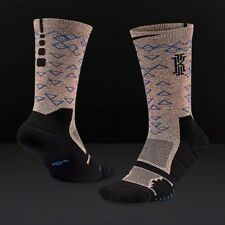 Nike Basketball Kyrie Elite Quick Crew Socks. Size UK 2-5.  SX6284-930