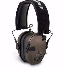Walkers RAZOR SLIM Low Profile Electronic Ear Muff Flat Dark Earth 23dB