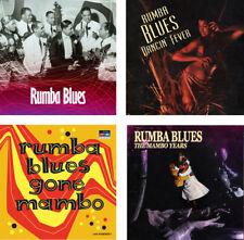 Rumba Blues  SEVEN CDs - How Latin Music Changed Rhythm & Blues 1940 - 1963
