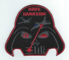 "USAF TEST PILOT SCHOOL CLASS 17B  ""HAVE DARKSIDE"" patch"