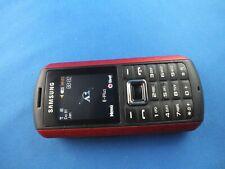 Samsung B2100 Schwarz Rot Simlockfrei Absolut Neuwertig Unlocked Scarlet RED TOP