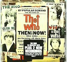 Then and Now-Best of de Who,the | CD | état très bon