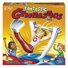 Hasbro C0376 Fantastic Gymnastics Family Game