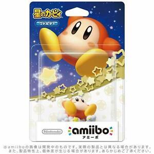 AMIIBO KIRBY WADDLE DEE Super Smash Bros. Figure NEW Nintendo Switch & 3DS *