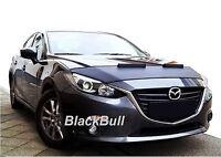 Haubenbra Mazda 3 Typ BM seit 2013 Car Bra Steinschlagschutz  Auto Tuning
