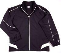 Brooks Zip Up Windbreaker Jacket Size Large Men's
