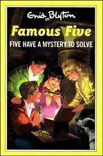 Five Have a Mystery to Solve (The Famous Five),Enid Blyton,Dorothy Hamilton