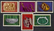 1978 Archaeology,animals,Gold ring,Roman Eagle,Silver,Jewelry,Romania,M.3548,MNH