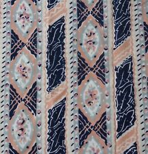vintage 1982 Liberty Collier Campbell varuna wool fabric pieces