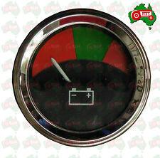 Tractor Voltmeter Volt Meter Colour Display Fordson Kubota IH Case David Brown