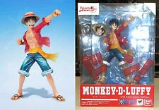 Figuarts ZERO Monkey D. Luffy 5th Anniversary Figure One Piece Bandai Licensed