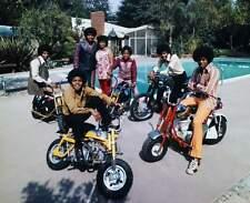 JACKSON 5 Michael Jackie Marlon Tito Jermaine 1970 8x10 photo Katherine Joe