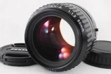 """Near Mint"" Pentax A SMCP-A 50mm f/1.2 MF Lens 3899#J"