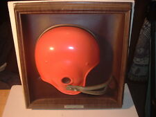 1970's Cleveland Browns Sears Football Helmet Plaque RARE