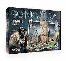 "Wrebbit Harry Potter ""Hogwarts - Great Hall"" 3D Puzzle"