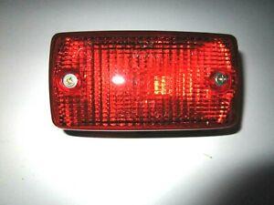 12V Rear Fog Light with Mounting Bracket Trailer/ truck / car MAYPOLE  FREE P&P