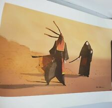 Journey 2 Limited Edition Art Print For SCEA & iam8bit Signed & Numbered Poster