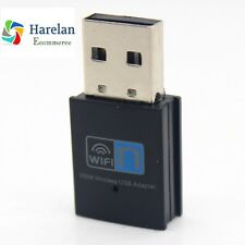 300Mbps Wireless Usb Adapter Wifi Internet Dongle For Windows 7 8 10 & MAC Linux