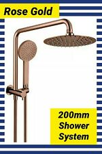 Brand New-ROSE GOLD- Rainfall Shower System *WELS APPROVED*