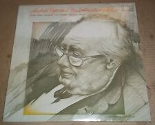 Andres Segovia THE INTIMATE GUITAR - RCA ARL1-0864 SEALED