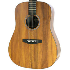 Brand New Martin DXK2AE Natural Acoustic Electric Guitar #0369