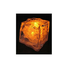 Orange Litecubes (24 Pack) Light Up LED Ice Cubes 2 Dozen