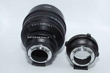 PL-E Movie camera Lens adapter SONY PK3 PK6 CP2  PL-E-mount  Movie Lens adapter