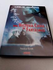 """DVD """"UNA HISTORIA CHINA DE FANTASMAS"""" CHING SIU TUNG LESLIE CHEUNG"""