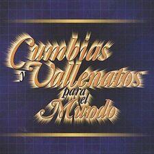Cumbias y Vallenatos  para el Mundo CD New Nuevo sealed