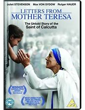 Letters From Mother Teresa 5035822124035 With Rutger Hauer DVD Region 2