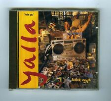 CD (NEW) YALLA HITLIST EGYPT (VARIOUS ARTISTS)