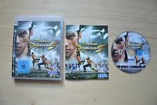 PS3 - Virtua Fighter 5 - (OVP, mit Anleitung)