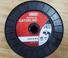 .095 Square Magnum Gatorline, 3 lb. Spool, 681' Oregon 22-895