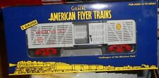 American Flyer Circus Cattle Car