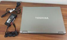 Business Notebook Toshiba Intel T6570 2x 2,1GHz 250GB 4GB Webcam Wlan Win7