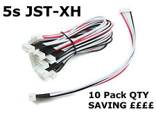 5s LiPo Balance Extension Lead/Wire/Charger Cable - JST-XH (20cm) - 10 PK QTY
