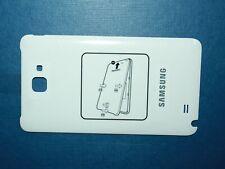 Samsung Galaxy Note I9220 Akku Deckel Back Cover Klappe Schale Original Neu weiß