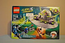 LEGO Alien Conquest 7052 UFO Abduction Factory Sealed NEW NIB