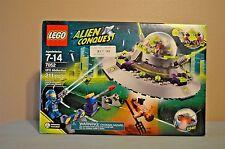 LEGO Alien Conquest 7052 UFO Abduction Factory Sealed NEW NIB