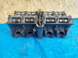 FZR600 FZR 600 GENESIS CYLINDER HEAD WITH CAMSHAFTS AND VALVES 3HE 1989-93