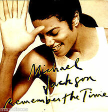 """12"""" - Michael Jackson - Remember The Time (6 Mixes) SPANISH EDIT.BY EPIC 1992 NM"""