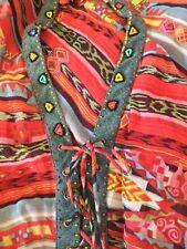 Vestido de Verano fabuloso Rene Derhy Cuello Halter, S (UK8), muy Buen Estado