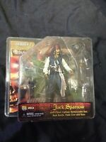 Neca Pirates Of The Caribbean JACK SPARROW Series 2 Dead Mans Chest MIP