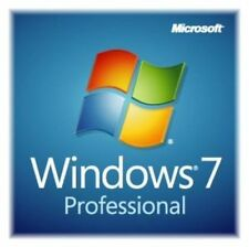 Microsoft Windows 7 Professional 64-bit DVD SP1