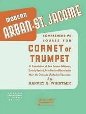Arban-St Jácome Método Para Corneta O Trompeta por Hal Leonard Publishing..