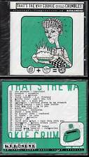 THAT'S THE WAY COOKIE (STILL) CRUMBLES (CD) Marshes,Drexler,Epileptic 1999 NEUF